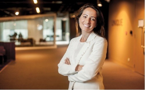 Olimpia owns her own perfume brand and is seeking broader experience with an Executive MBA at Hult