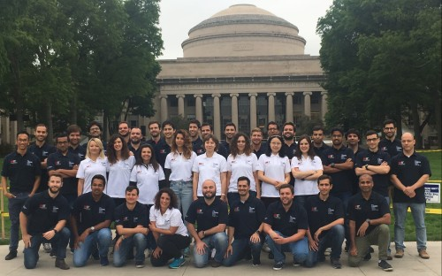 At MIT Sloan School of Management, The Lisbon MBA students tap into the latest tech developments