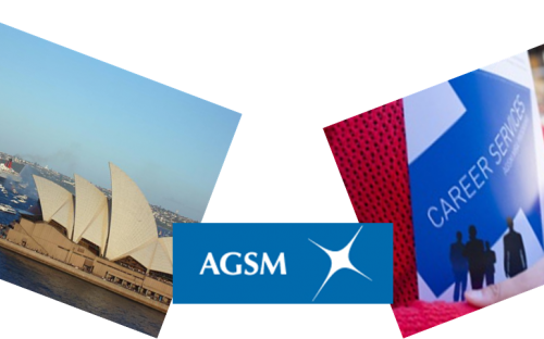 AGSM's Career's Office helped 43% of MBAs secure their job