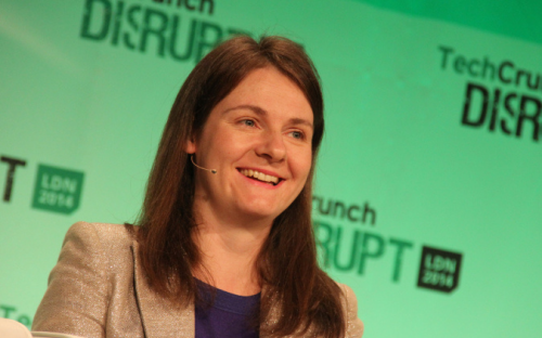 Michelle Zatlyn, Harvard MBA and co-founder of CloudFlare, a cyber security company