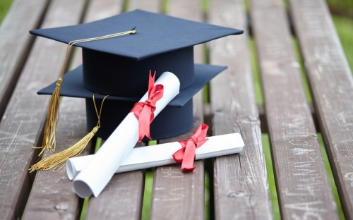 Many Master's students can expect to earn six figures after graduation ©Ancika