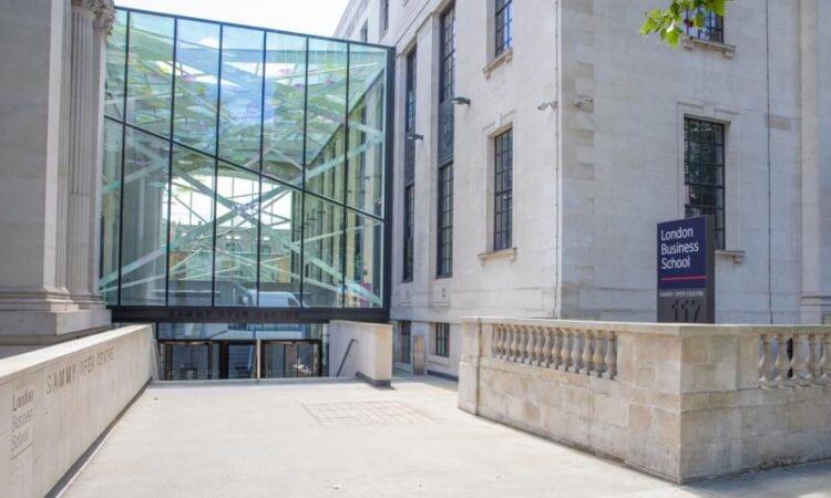 Oxford Said's campus