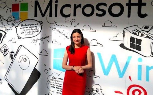 Ioana has worked as a global MBA recruiter at Microsoft for the past three years