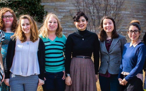 ©MEANSDatabaseFacebook - Maria (third from right), set up MEANS to tackle food waste in the US
