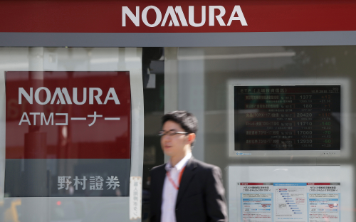 Sam Price is responsible for recruiting investment banking MBA associates at Nomura