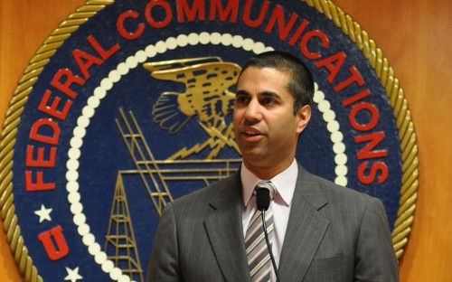 Ajit Pai is leading the FCC's move to deregulate net neutrality