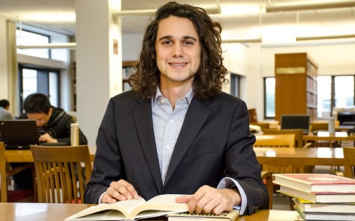 Diego Garcia Fernandez is a current MBA student at CEIBS