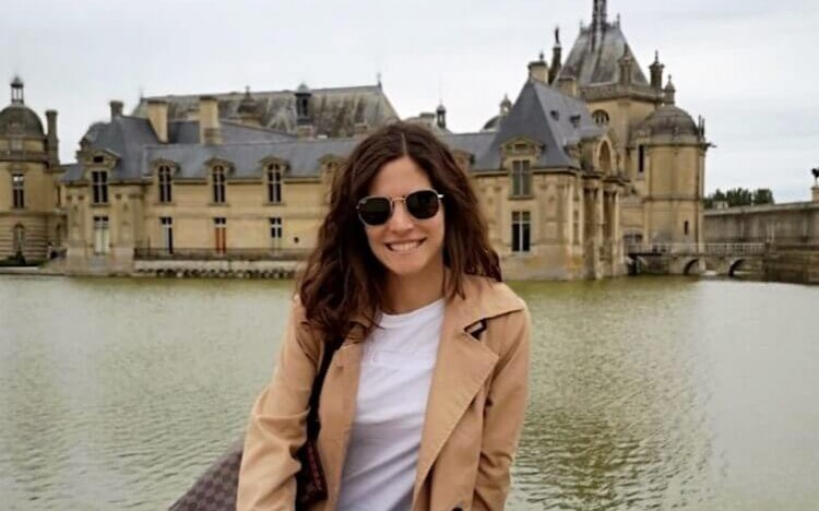 Rocio Emiliozzi chose Sup de Luxe's MBA in Luxury Brand Management for its close ties to top brands
