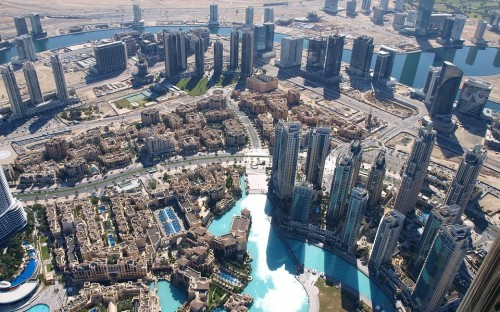 HKUST took MBA students on a career trek to Dubai for the first time this year