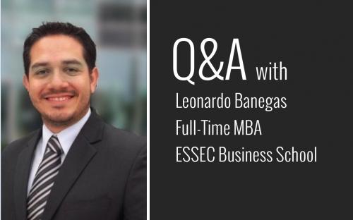 Leonardo Banegas will visit Singapore, Dubai, South Africa and Germany this year