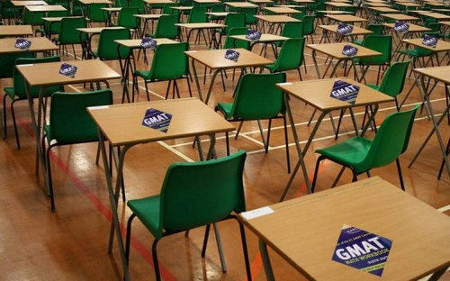 Candidates for SAIF's Master in Finance need a minimum GMAT score of 680