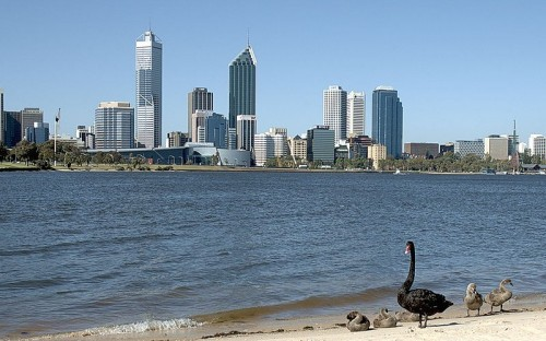 The University of Western Australia sits on the banks of Perth's Swan River