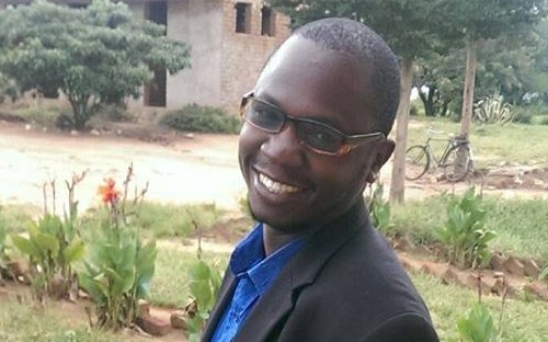 Josh Njologo works with disadvantages children in Tanzania's rural Chemba District