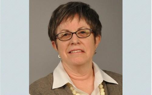 Prof Paula Sloan facilitates the Math Conversations at Duke-Fuqua