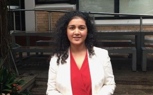 Shikha Kanojia relocated from Dubai to pursue an MBA at AGSM