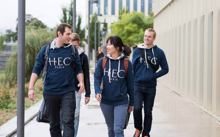 ©HEC - HEC Paris retained the number one spot in the Economist's Masters in Management ranks