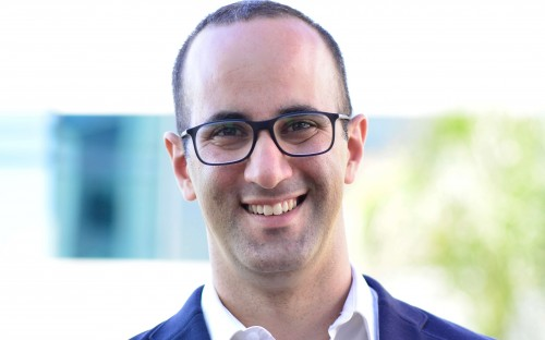 Israeli Nadav Mordechai landed a job at a fintech firm in London after his MBA at EDHEC