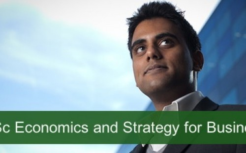 Imperial Business School adds to its fleet of specialist MSc programs, this time calling up faculty expertise in economics and strategy