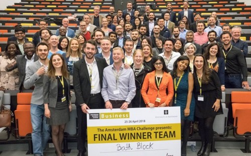 Bath School of Management's MBA team trumped competition from 15 other schools