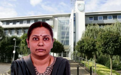 Priya Mani chose the Open University Business School over Indian schools.