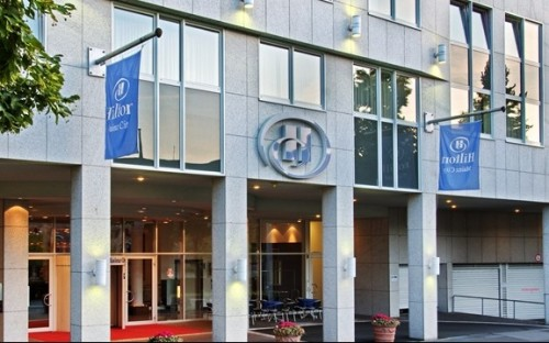 Azure has interests in well-known hotel chains like Hilton
