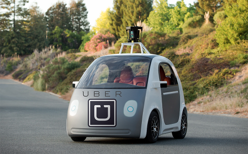 Uber is developing driverless cars