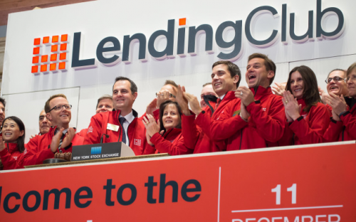 HEC Paris' Renaud Laplanche took Lending Club from start-up to stock exchange