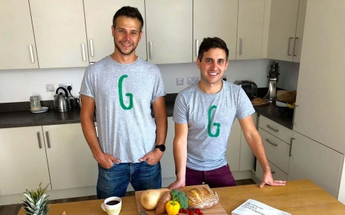 Gocerii is a meal box service started by Chris and Simon, two MBAs from Bath School of Management