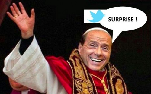 Will the next Pope be an Italian?! That would be something to tweet about!