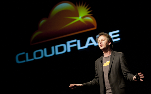 Harvard MBA Matthew Prince is the CEO and co-founder of CloudFlare