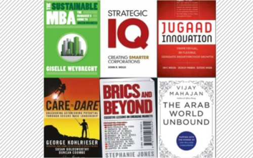 Get your hands on freebie books covering some of the hottest issues in global business