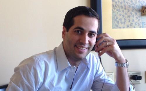 Jordanian MBA Faisal Dawawazeh studied at Duke Fuqua in theUSA