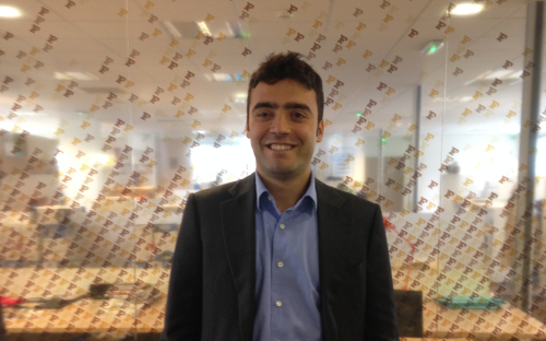 The Business Of Chocolate: Amedeo Aragona is from MIP Politecnico di Milano's FT MBA