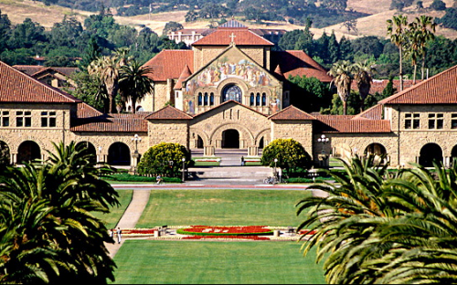 Lucrative: Stanford MBAs are netting a $1m return on their MBA investment after a decade