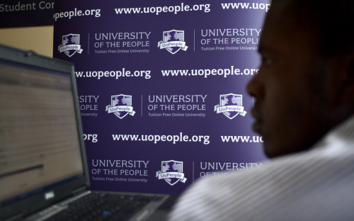 UoPeople will accept 100 applicants for its online MBA