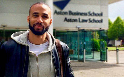 Onaseye is a current MBA student at Aston Business School in the UK