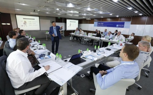 CKGSB is helping UK entrepreneurs overcome the hurdles of doing business in China