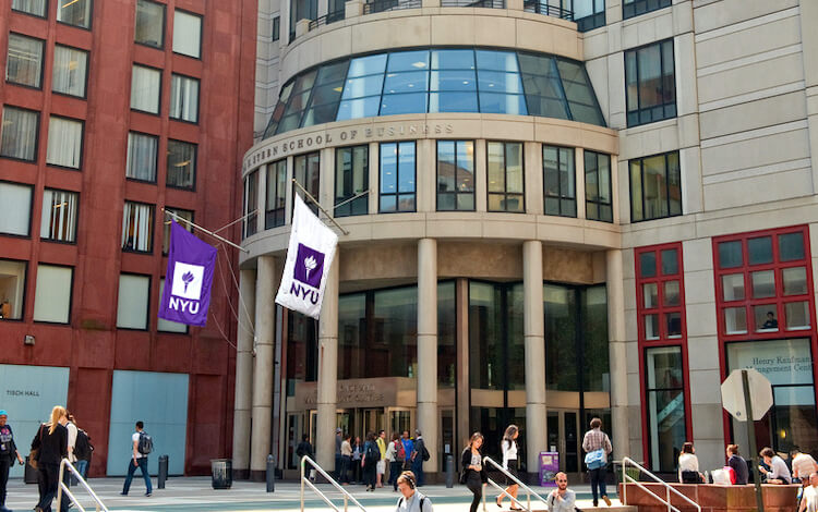 NYU Stern ranks 20th in the BusinessBecause MBA Salary ranking