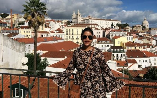 Shagun Singh studied for an MBA in marketing and luxury strategy at HEC Paris