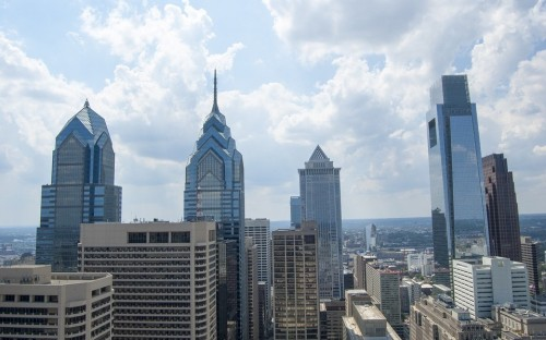 Fox MBAs are giving back to the local Philadelphia community