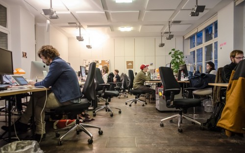 Tech startups are often founded by entrepreneurs with no formal business education