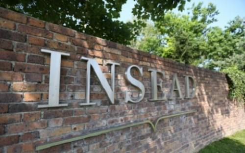 INSEAD has topped the Financial Times' Global MBA Rankings for two consecutive years