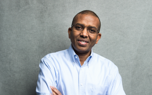 Ismail Ahmed, MBA, CEO of WorldRemit, says he is shaking up the finance sector