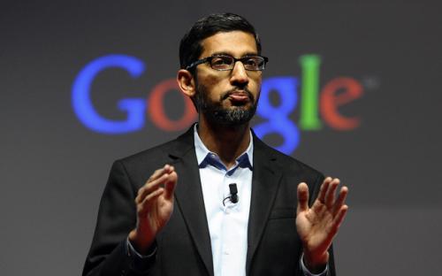 Google's chief executive Sundar Pichai got a MBA at Wharton School