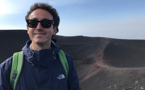 Christian Giusti moved from Italy to pursue an MBA at Lancaster University Management School