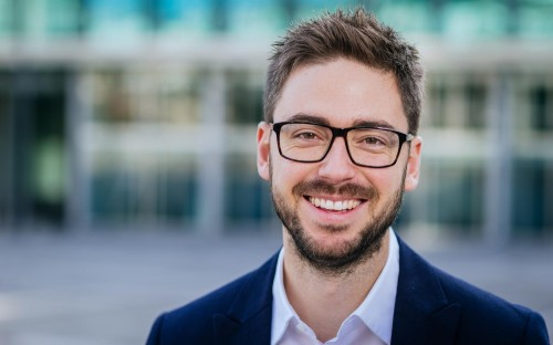 Sebastian Oergel will graduate from the part-time ESADE EMBA in 2017