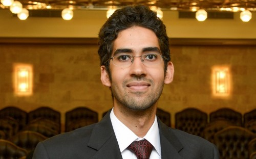 Omar Khaled started his own company after completing the Liverpool MBA in 2015