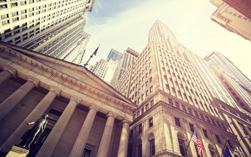 ©Macijek-Bledowski—MBA students are still targeting finance careers on Wall Street