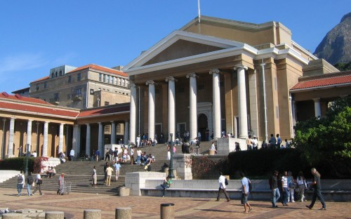 Like most schools in South Africa, the University of Cape Town is big on social entrepreneurship