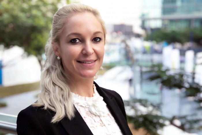 Ina is a current Modular Executive MBA student at Cass Business School in London